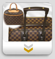 Ремонт сумок и чемоданов.